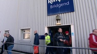 Remploy workers in Bridgend