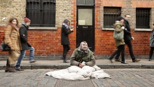 The sponsored sleep out will take place in Pip 'n Jay Church