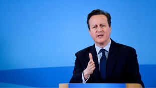 Cameron: MPs being paid to lobby is 'not acceptable'.