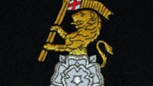 Yorkshire Regiment badge