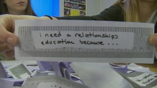relationship education wales