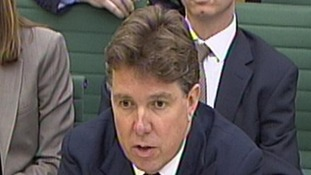 Paul Tucker, Deputy Governor of the Bank of England appears before the Treasury Select Committee on Wednesday.