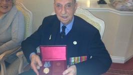 Arctic Convoys veteran finally awarded bravery medal