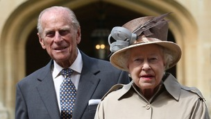 The Queen and The Duke of Edinburgh will be in Hereford this morning for the Diamond Jubilee Tour