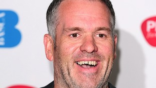 Radio 1 breakfast DJ Chris Moyles.