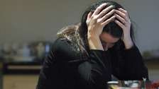 The charity urged professionals, such as GPs and police, to ask about domestic abuse.