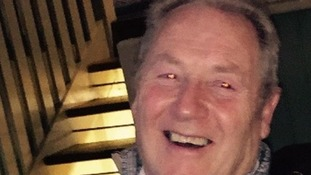 Frederick Steventon was last seen yesterday afternoon