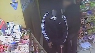 Terrified shopkeeper threatened with ten-inch knife during paper shop robbery