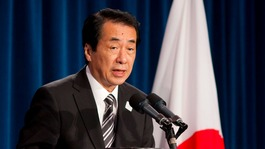 Ex-leader of Japan calls for Wylfa nuclear plant plans to be scrapped