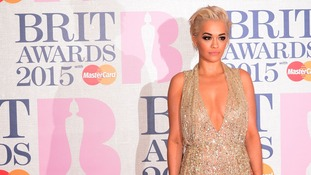 Rita Ora is up for British Artist Video of the Year.