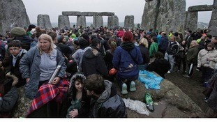 "Work begins to end the ""national disgrace"" of Stonehenge"