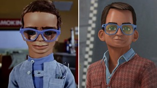 Thunderbirds Are Go (again): Revamped stars pictured