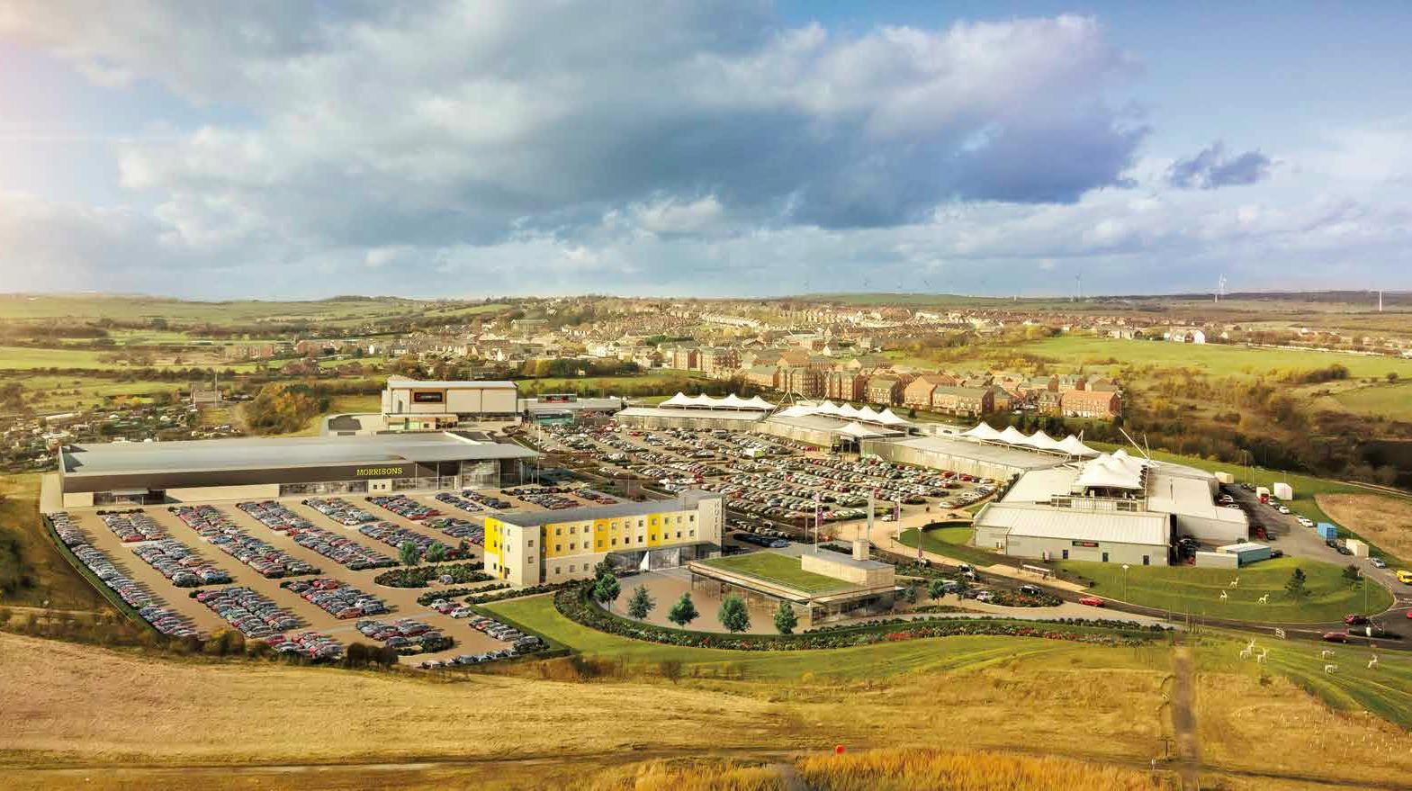 Dalton Park Expansion To Create 600 Retail Jobs Tyne