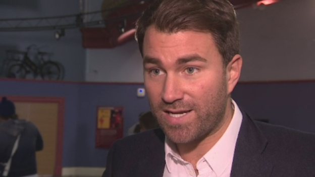 Image result for eddie hearn bbc