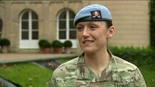 Staff Sergeant Kate Lord