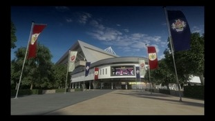 Ashton gate artists impression