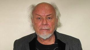 Gary Glitter attacked two of his victims, aged 12 and 13, after inviting them backstage to his dressing room.