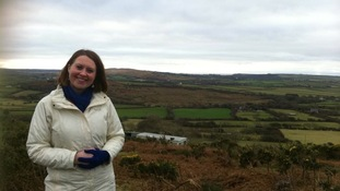 Hannah Thomas visits a new saltmarsh being created on the northern edge of the Gower Peninsula