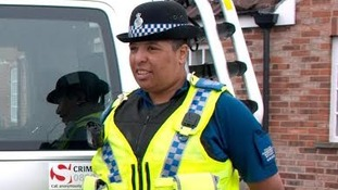 Police are offering businesses free advice