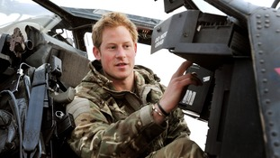 Prince Harry, known as Captain Wales in the British Army, experienced frontline fighting in Afghanistan.