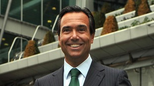 Lloyds Banking Group boss Antonio Horta-Osorio