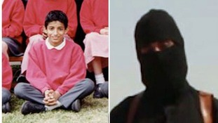 The Man Utd and S Club 7 fan who became 'Jihadi John'