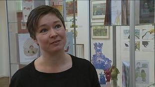 Pam Smy, Anglia Ruskin University