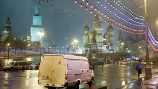 Russian politician Boris Nemtsov shot dead in Moscow