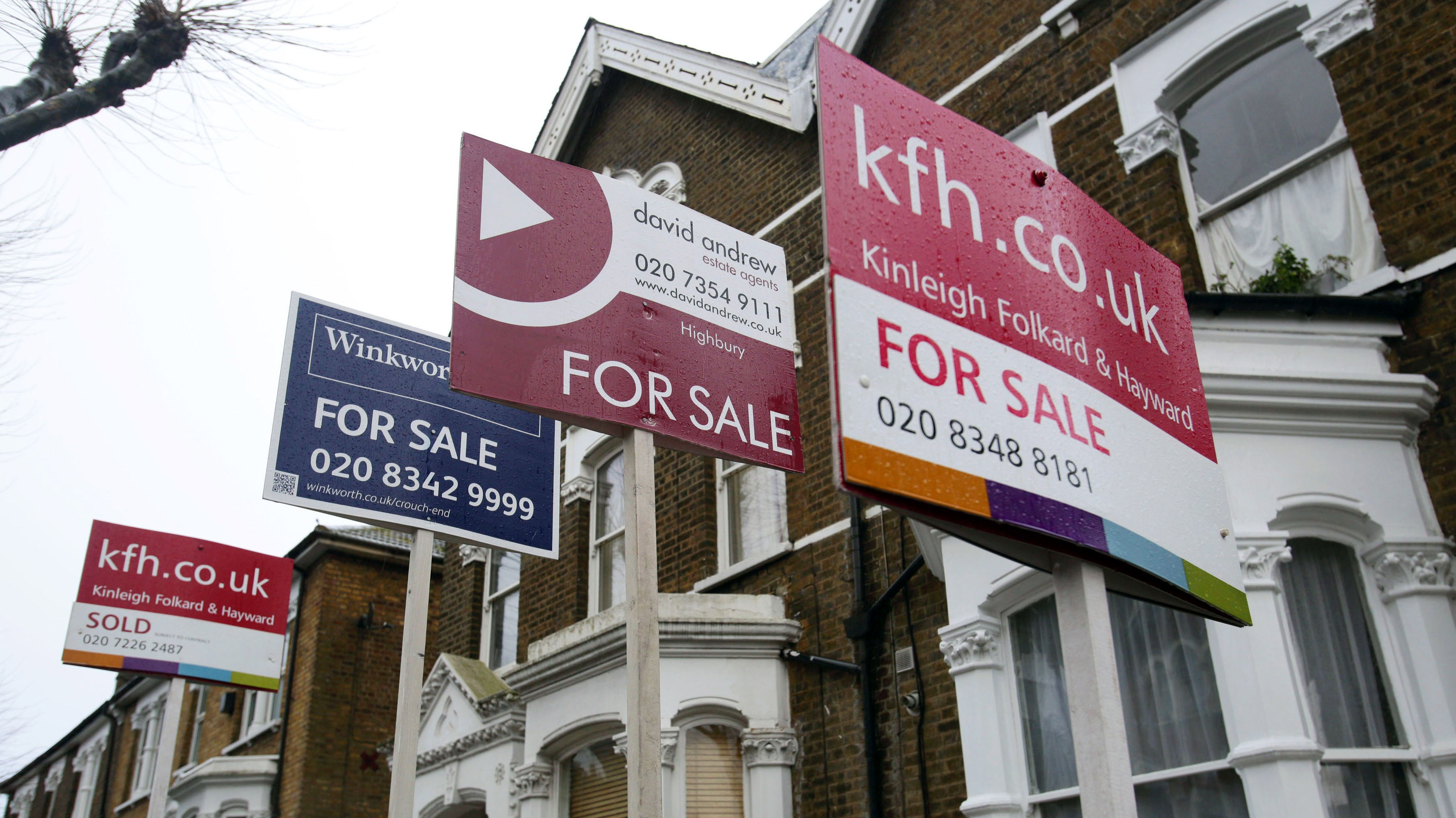 First Time Buyers Offered 20 Discount Itv News