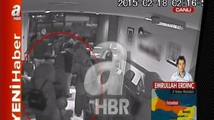 CCTV footage appears to show missing Syria girls