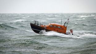 The new Shannon class lifeboat