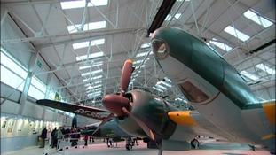The Royal Party will take a tour of the RAF Museum at RAF Cosford