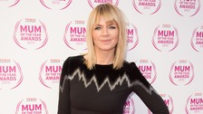 Zoe Ball said she is more comfortable in trousers than Strictly gowns