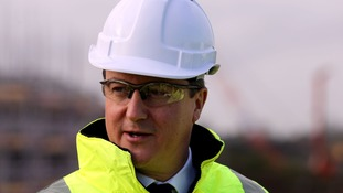 David Cameron will promise to double the number of new homes for first-time buyers.