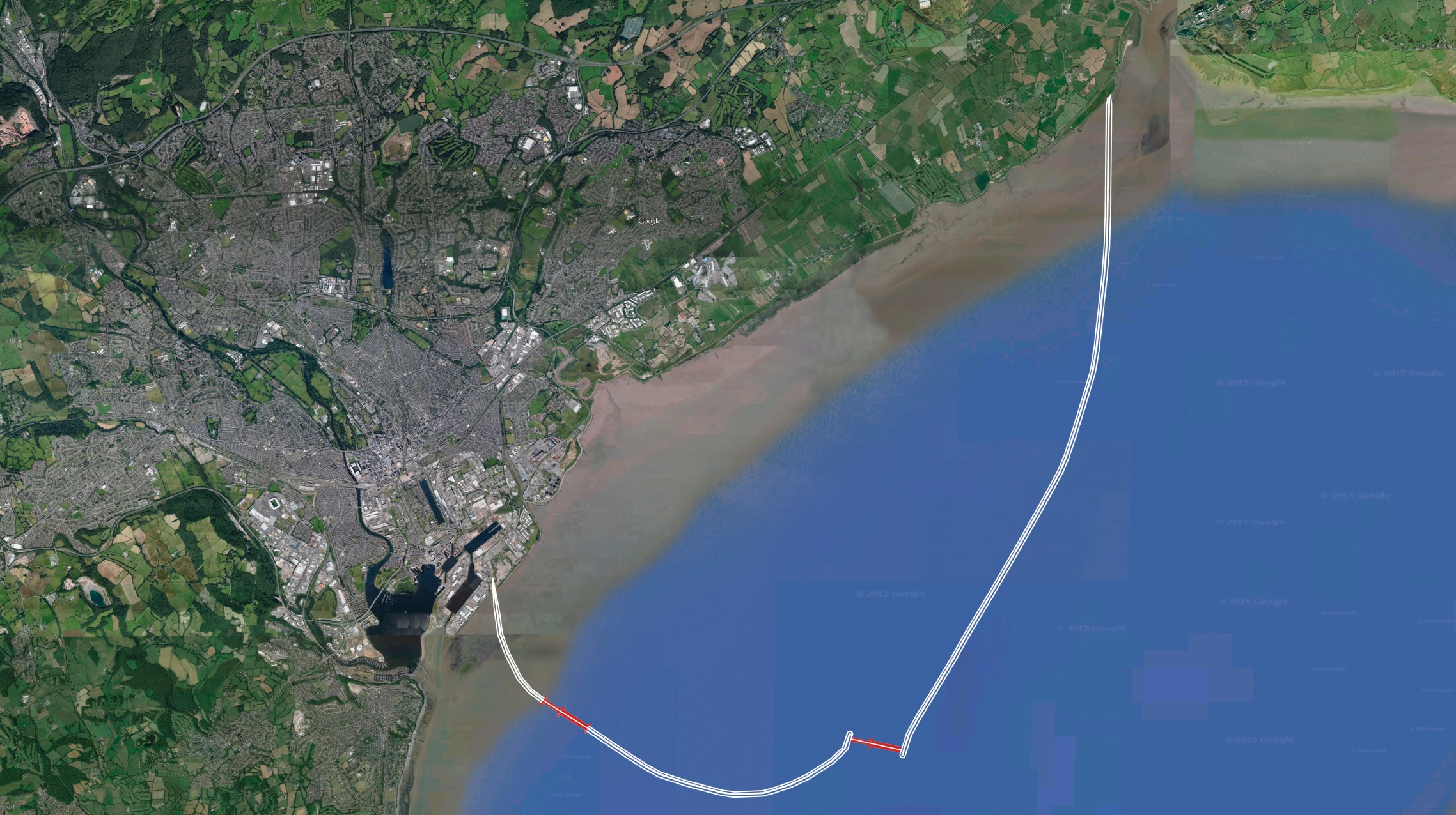 Tidal Lagoon Between Cardiff And Newport Planned