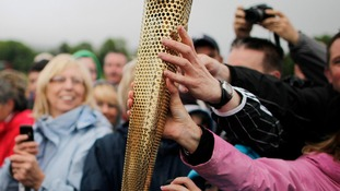 Olympic Torch: Day 55