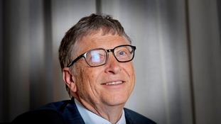 Microsoft founder Bill Gates tops list of world's richest people