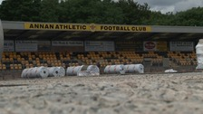Annan Athletic's ground