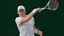 Kyle Edmund is being tipped for tennis superstardom