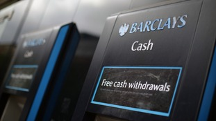 Profits at Barclays aren't really up, they're down