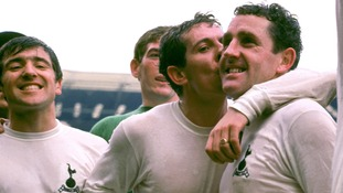 Terry Venables 'privileged' to have played with Dave Mackay