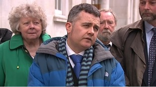 Dominic Dyer, Chief Executive Badger Trust