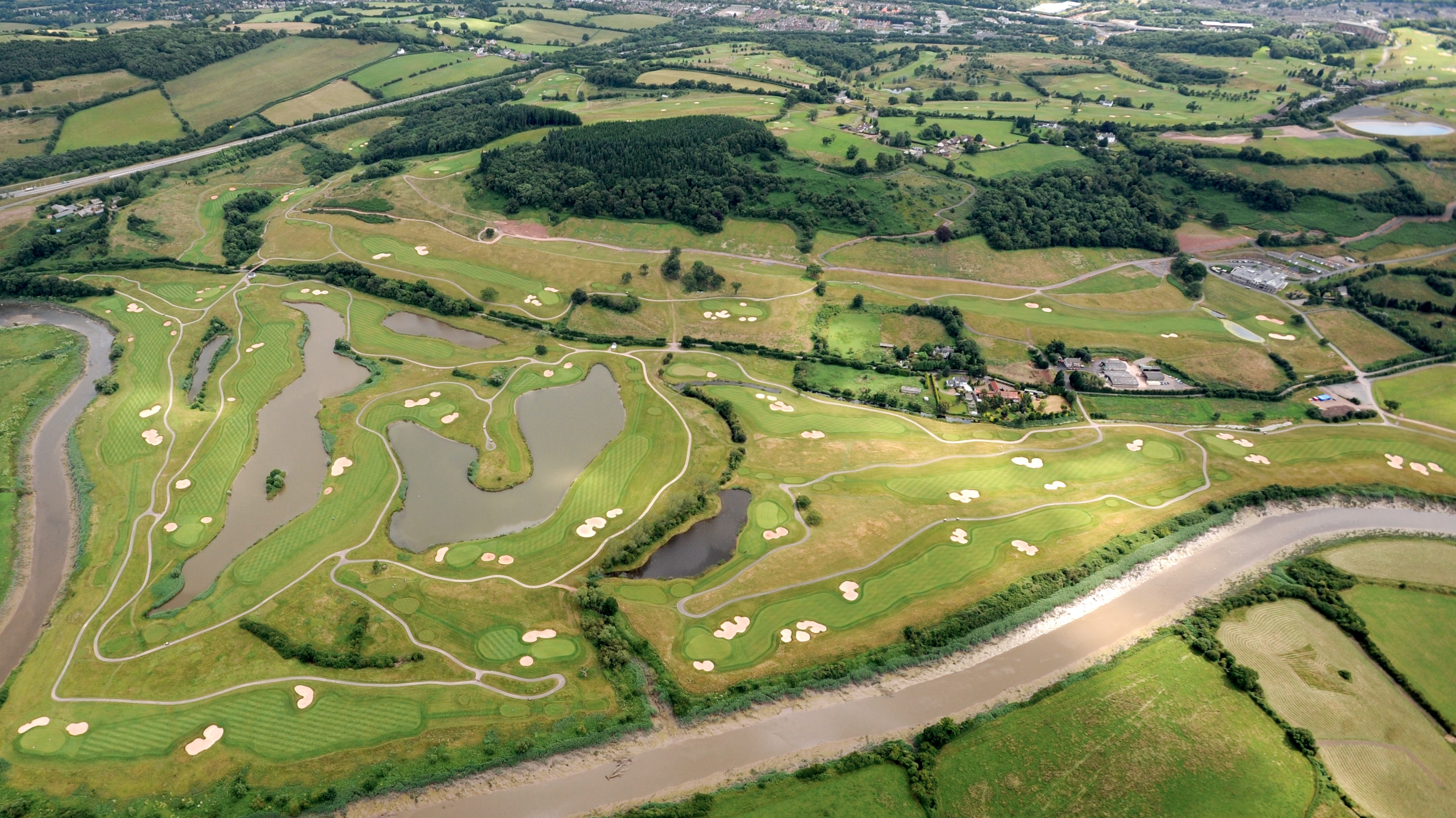 celtic manor golf