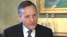Barclays boss Antony Jenkins.