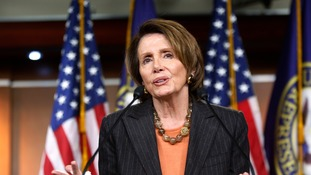 Democratic Leader Nancy Pelosi released a statement immediately after Netanyahu's speech.