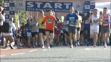 Thousands of runners participated in last year's event