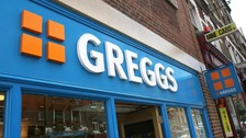 High-street bakers Greggs