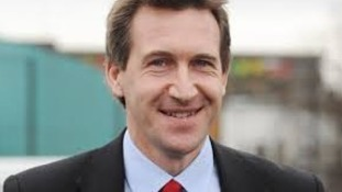 Dan Jarvis, Barnsley Central's MP.