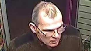 Police believe this man could assist with their enquiries into an alleged rape