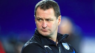 Tony Humes says that Colchester United can avoid relegation.